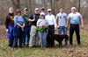 HPC Hikers Tackle Seven Lakes State Park, Saturday, April 23, 2011