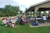 """Worship In The Park,""Celebrating Our 152nd Anniversary, Sunday, July 10, 2011"